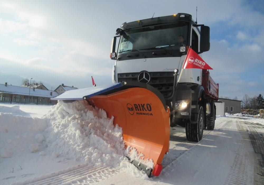 Fotografija izdelka - Snežni plug RPS